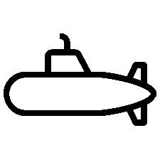 icono submarino