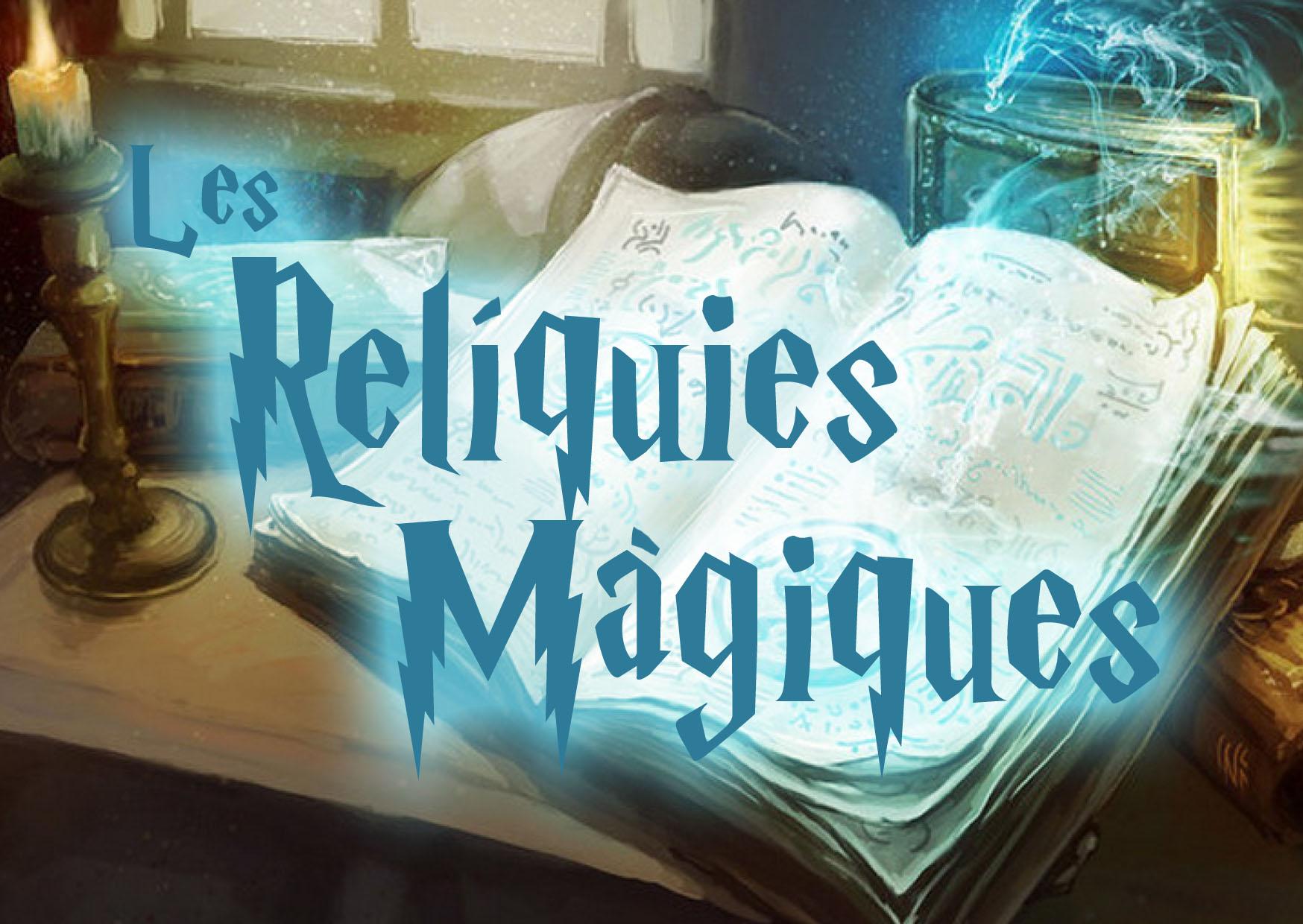 Las reliquias mágicas