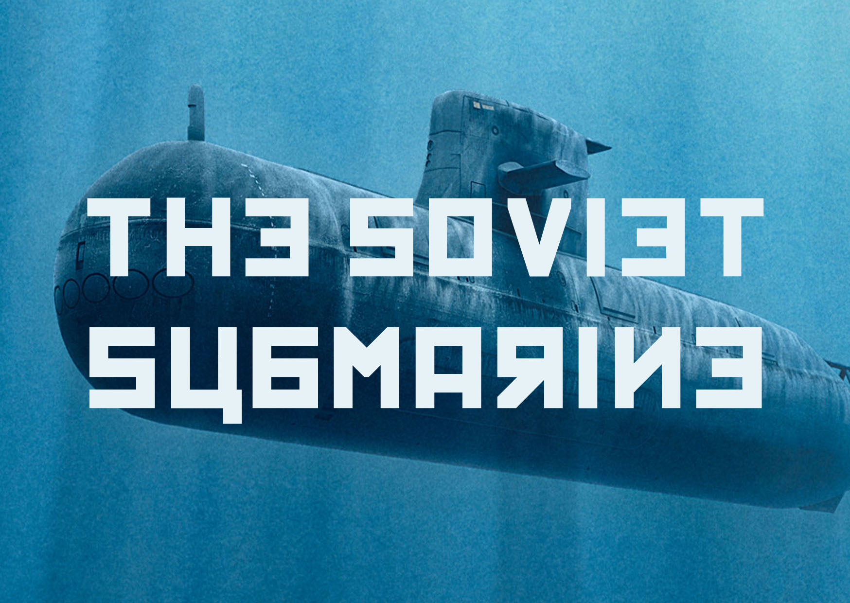 El submarino soviético