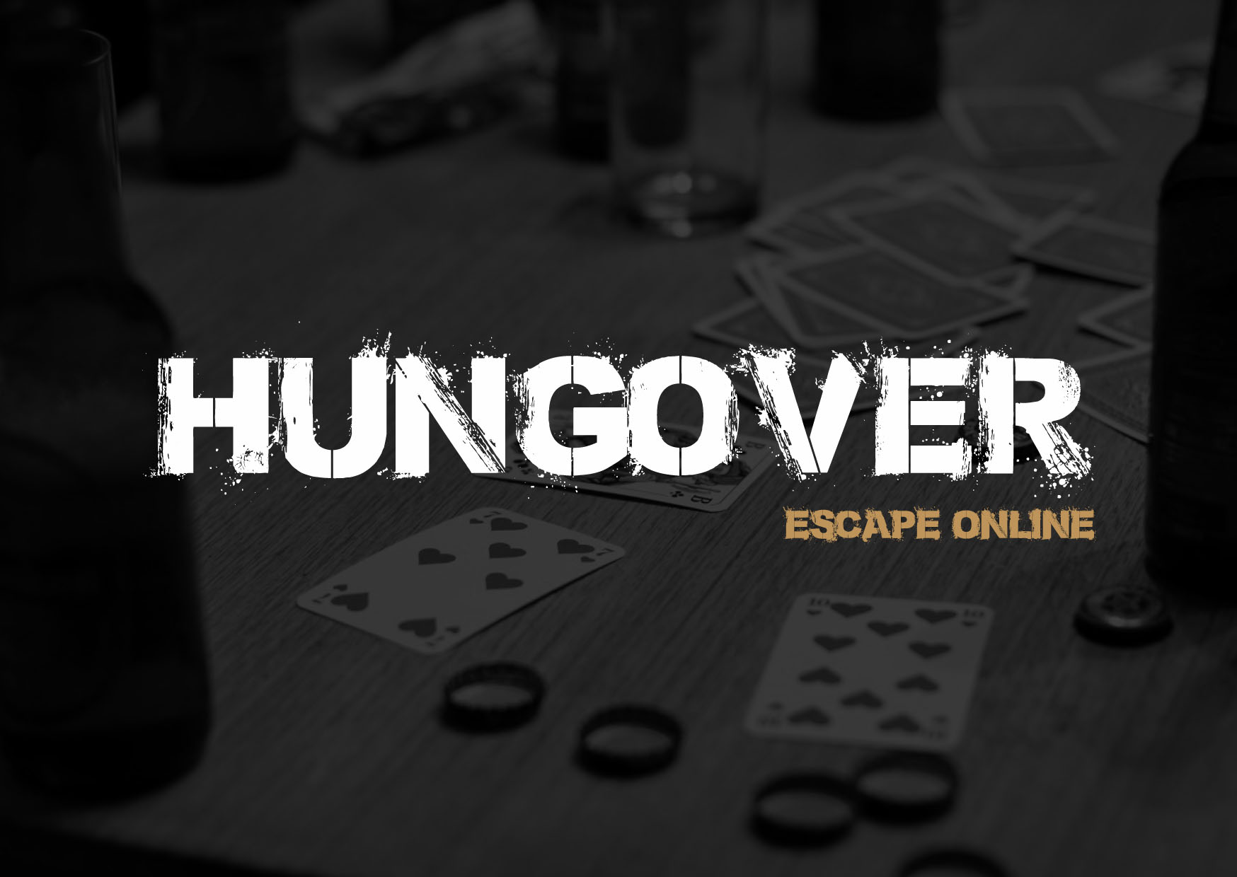 Hungover escape online