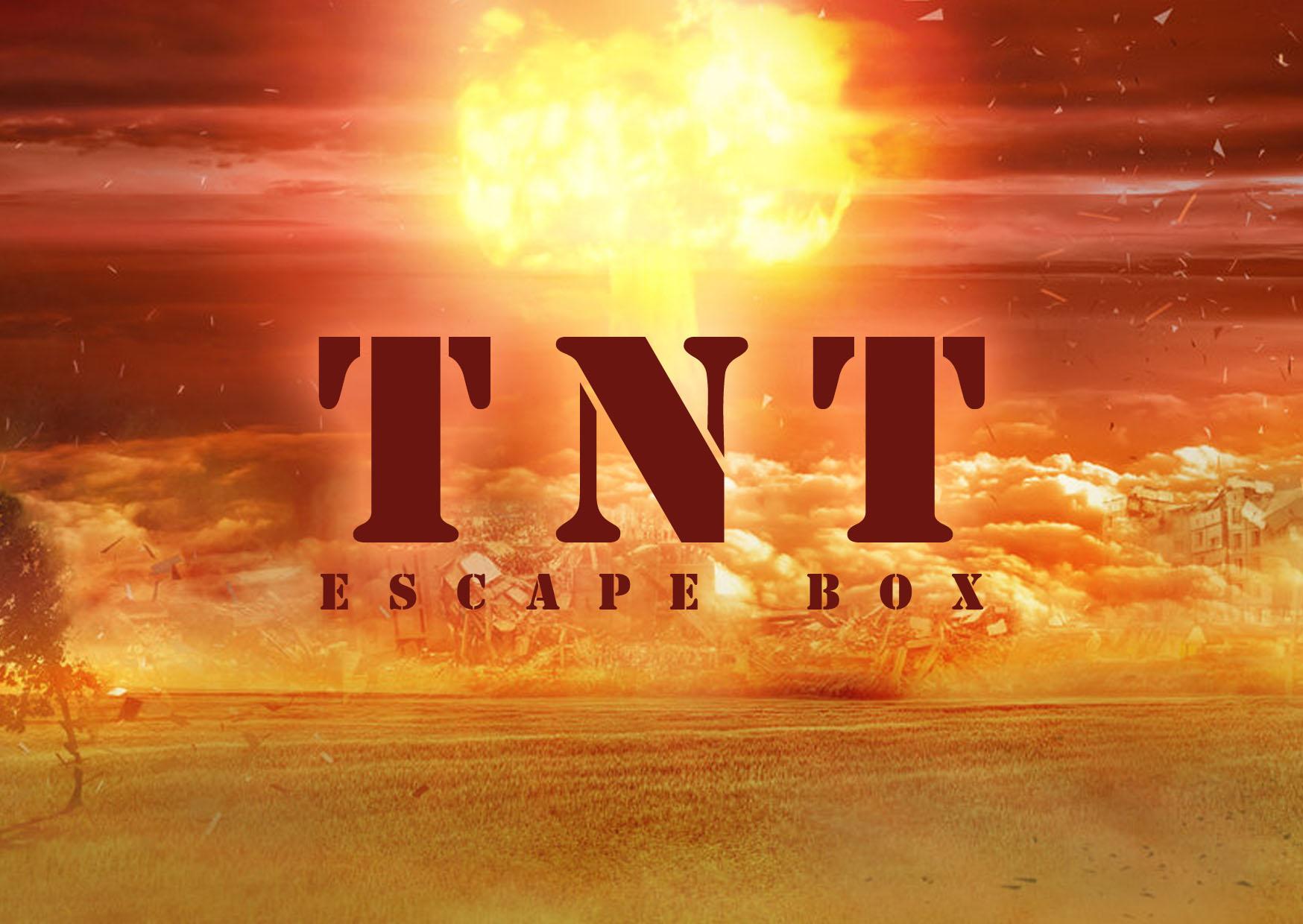 TNT escape box